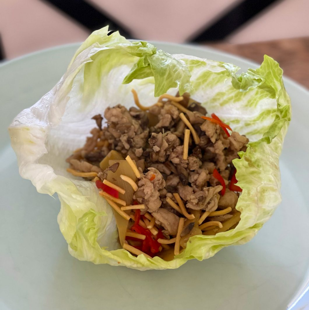 Imagine Blog Recipe San Choy Bow